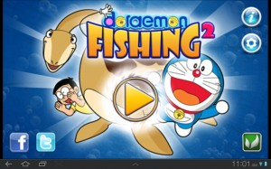 Doraemon Fishing Main