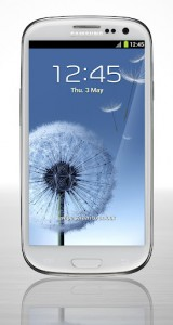 GALAXY S III in White