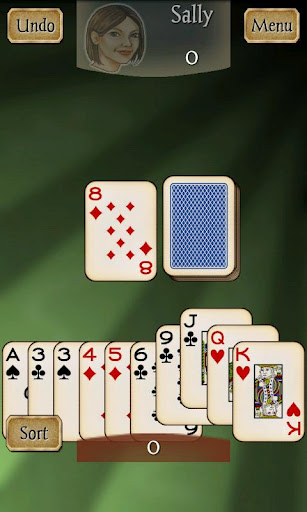 Gin Rummy Free – Fantastic card game with vast range of computer players!
