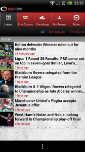 Goal.com - Latest news, all