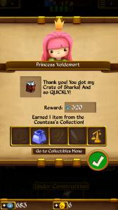 Lil Kingdom - Princess rewards