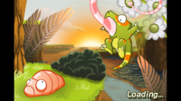 Munch Time - Loading screen