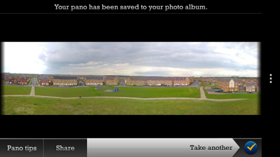 Pano – camera app to take 360 degree Panoramic Photos