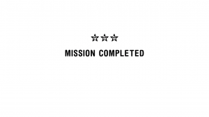 Radiant Defense - Mission complete