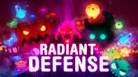 Radiant Defense - Splash page