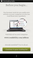 Readability - Pre-amble