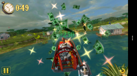 Shine Runner - Collect bags of cash as you race around