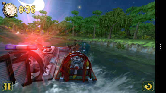 Shine Runner – totally awesome & addictive bayou racing HD game!