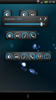 Slider Widget - Slide to adjust