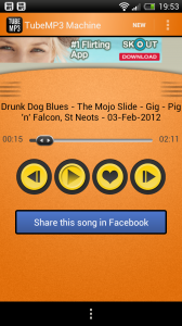 TubeMP3 Machine - MP3 player