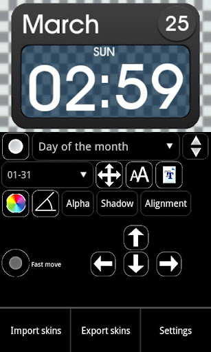 Ultimate Custom Clock Widget – personalize your Android clock with unlimited possibilities (for advanced users)
