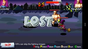 Zombie Wars - Lost battle