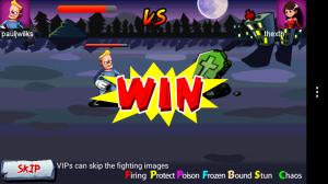 Zombie Wars - Win battle