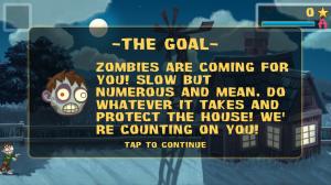 ZombieSmash - Goal