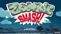 ZombieSmash - Splash page