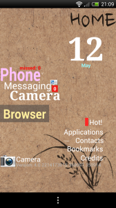 ssLauncher - Various themes