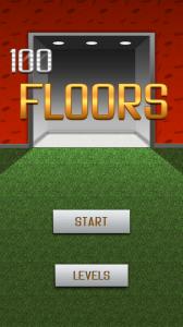 100 Floors - Menu