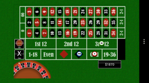 15-in-1 Casino & Sportsbook - Roulette