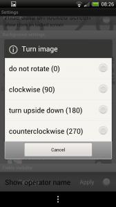Atomic Clock Wallpaper - Turn image
