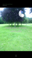 DMD Panorama - When close enough, sign with merge and present a green light