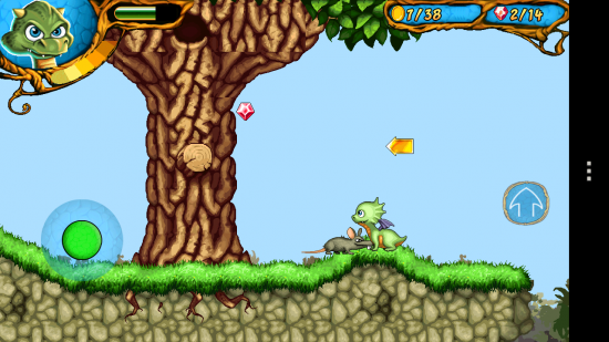 Dragon & Dracula – check out this cute & challenging platformer game