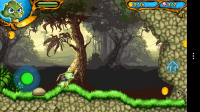 Dragon & Dracula - Run, jump, collect gems and coins