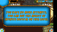 Dragon & Dracula - The option of in-game purchases make the game feel more like a freemium game than one you've already paid for