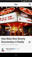 Flipboard beta - View by genre