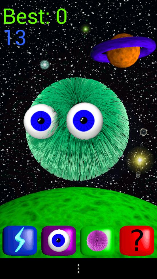 Fuzz Ball – quirky & fun memory game
