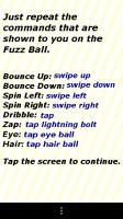 Fuzz Ball - Instructions