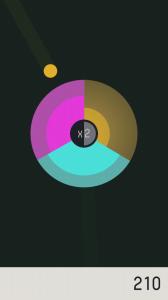 Gyro - Spin the wheel to ensure incoming balls