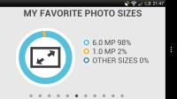 Infoto - Sizes
