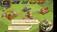 Kingdom of Heroes - Early tutorial passages