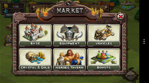 Kingdom of Heroes - Market