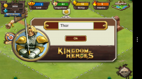 Kingdom of Heroes - Name you knight
