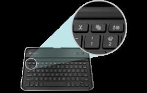 Logitech Keyboard Hot Keys