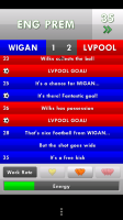New Star Soccer - In match text 2