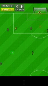 New Star Soccer - Long way out for a shot
