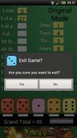 Original Yacht Dice Game - Exit game