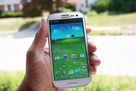 Samsung Galaxy S3 Review (AT&T and T-Mobile)