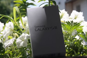 Samsung Galaxy S3 in Box