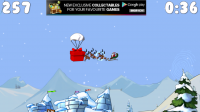 Snowmen Story - Take out reindeer