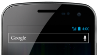 Sprint Galaxy Nexus Top Close