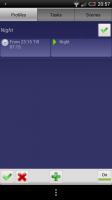 Tasker - Active profiles