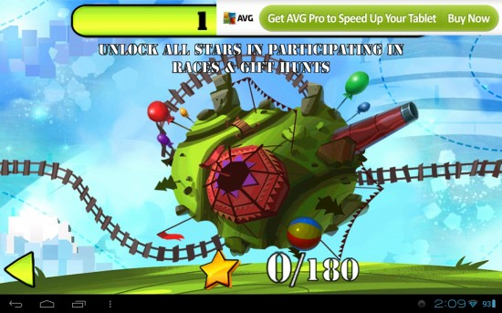 Twisted Circus is a wild & zany ride of a 'run and jump' game