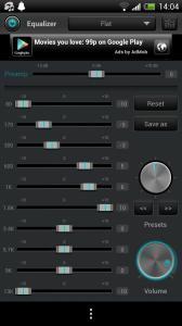 jetAudio - Tweaks