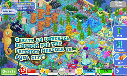Aqua City – quest to build an underwater city