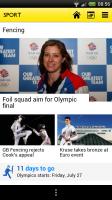 BBC Olympics - Fencing
