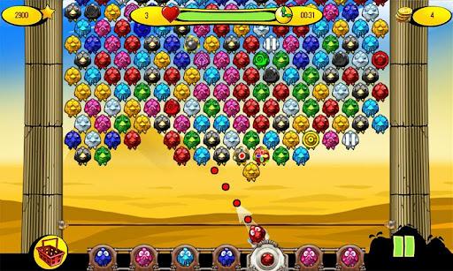 Birds on a Wire – cute & addictive Zuma style arcade puzzle game