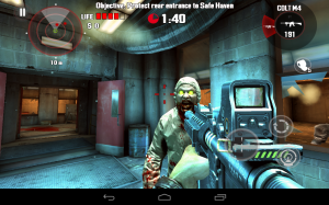 DEAD TRIGGER Blast that Zombie